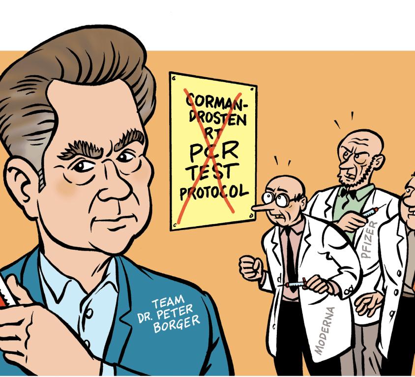 pcr-test-als-vals-ontzenuwd